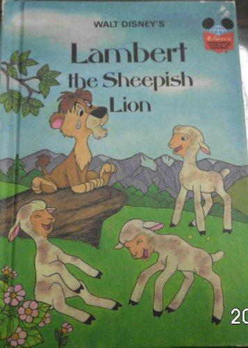 Lambert the Sheepish Lion By Walt Disney Productions