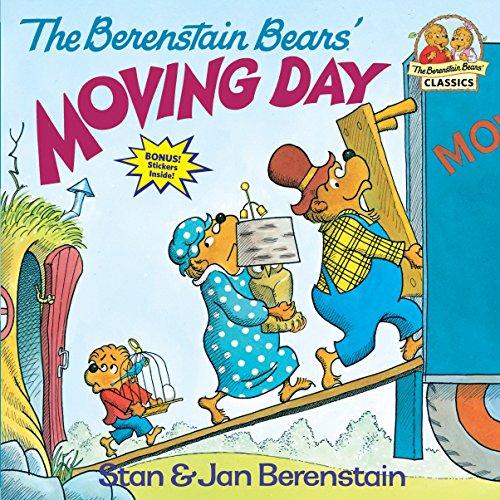 The Berenstain Bears' Moving Day von Stan Berenstain