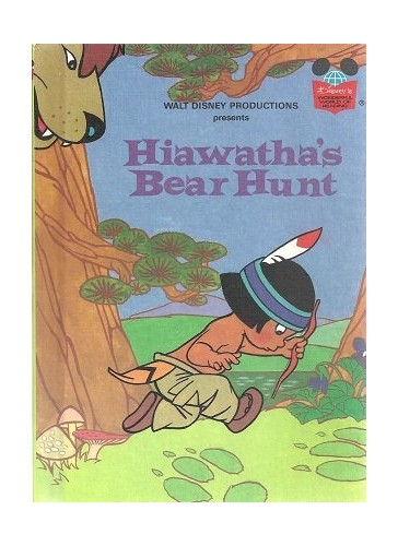 Walt Disney Productions presents Hiawatha's bear hunt By Walt Disney Productions