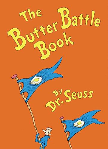 Butter Battle Book von Seuss