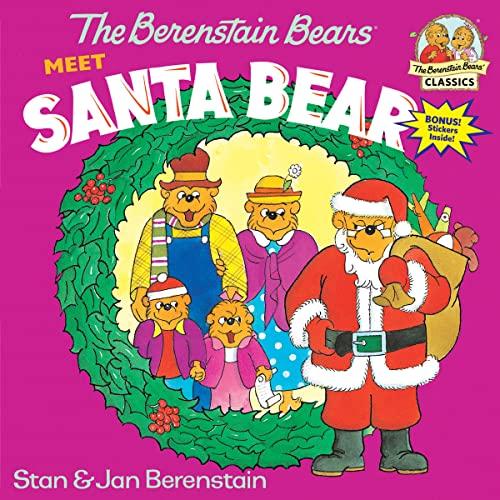 Berenstain Bears Meet Santa By Jan Berenstain