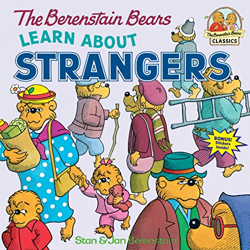 Berenstain Bears Learn Abt Strang By Jan Berenstain