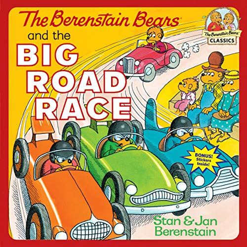 Berenstain Bears & Big Road Race By Jan Berenstain