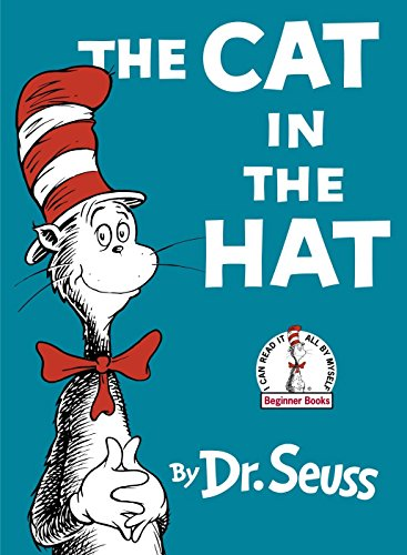 The Cat in the Hat By Dr Seuss