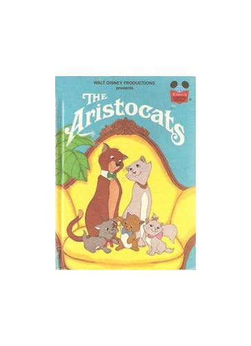 The Aristocats By Walt Disney Productions