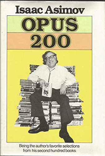 Opus 200 By Isaac Asimov
