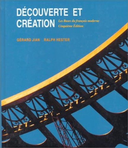 Decouverte et Creation By Gerard Jian
