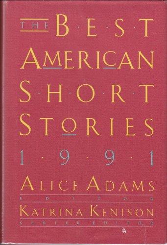 The Best American Short Stories By Volume editor Alice Adams