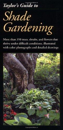 Shade Gardening By Frances Tenenbaum