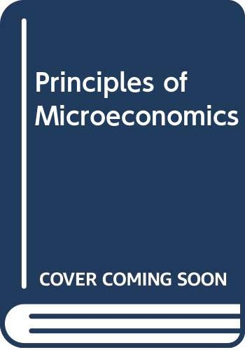 Microeconomics by John Taylor