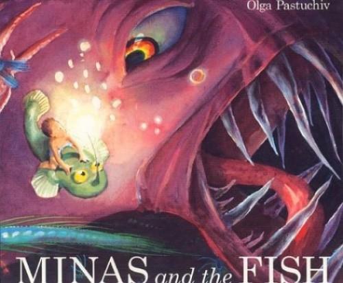 Minas and the Fish By Olga Pastuchiv