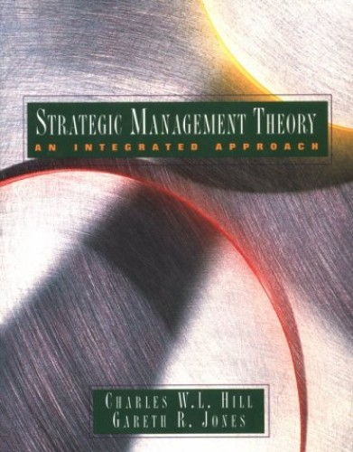Strategic Management Theory By Charles W. L. Hill