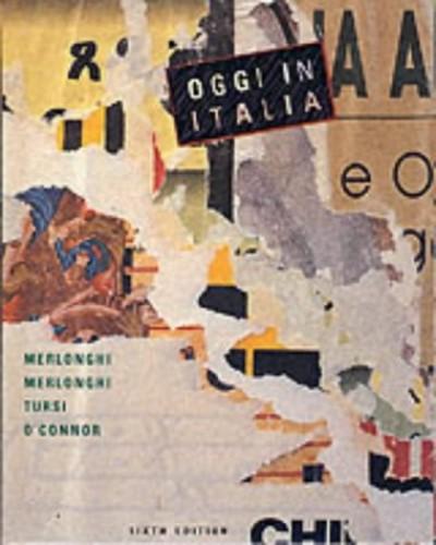 Oggi in Italia By Ferdinando Merlonghi