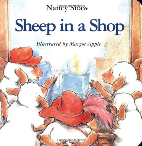 Sheep in a Shop - small By Nancy Shaw