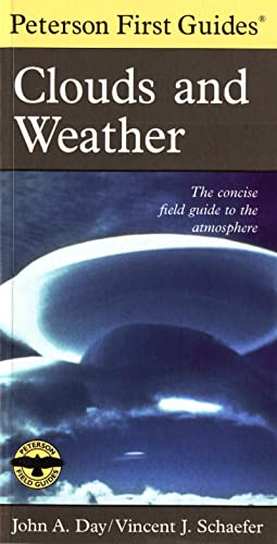 Peterson First Guide to Clouds and Weather By Roger Tory Peterson
