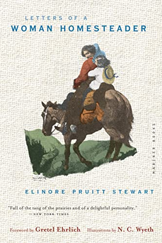Letters of a Woman Homesteader By STEWART