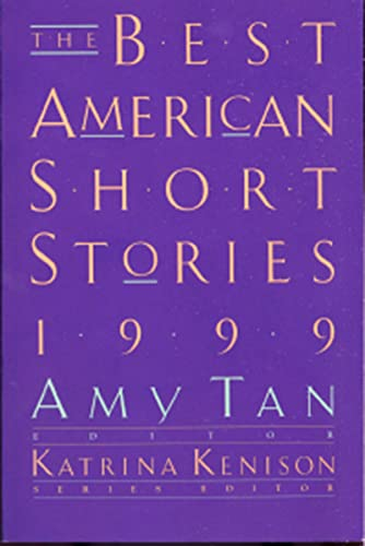 The Best American Short Stories By Amy Tan