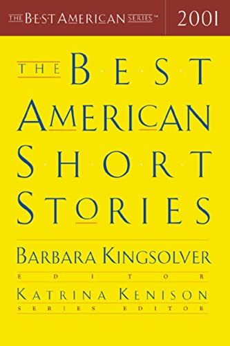 Best American Short Stories: 2001 by Barbara Kingsolver