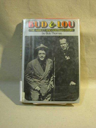 Bud & Lou By Bob Thomas