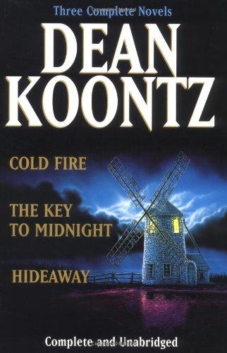 Koontz: Three Complete Novels By Dean R Koontz