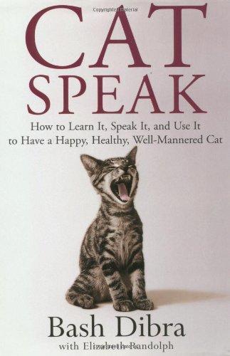 Cat Speak By Bash Dibra