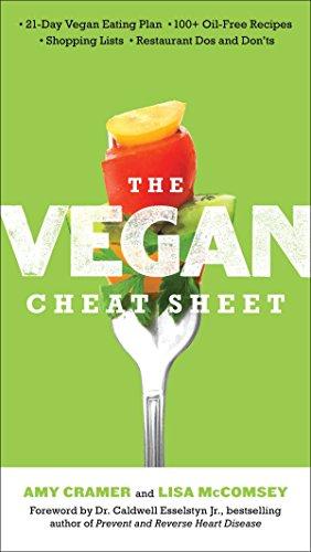 The Vegan Cheat Sheet By Amy Cramer