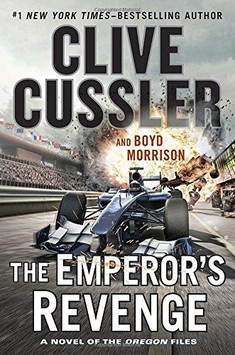 The Emperor's Revenge By Clive Cussler