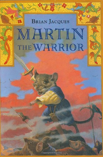 Martin the Warrior (Redwall (Philomel/Cloth)) By Brian Jacques