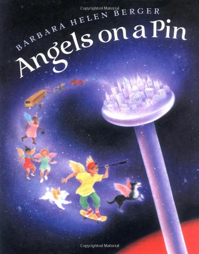Angels On a Pin By Barbara Berger