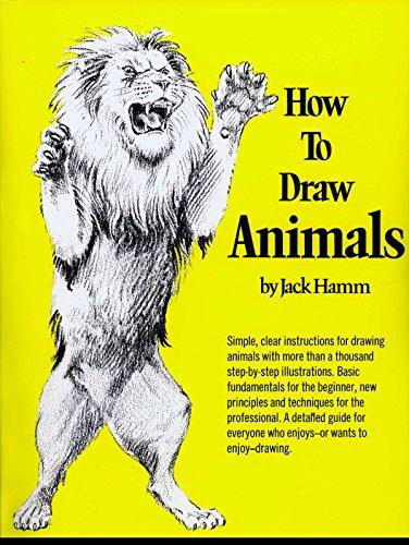 How to Draw Animals von Jack Hamm (Jack Hamm)