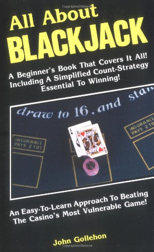 All about Blackjack By John T Gollehon