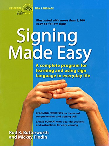 Signing Made Easy By Rod R. Butterworth