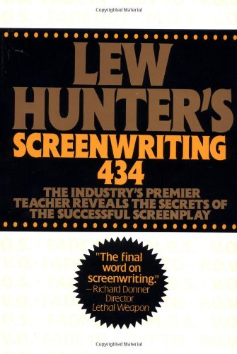 Len Hunter's Screenwriting 434 By Len Hunter