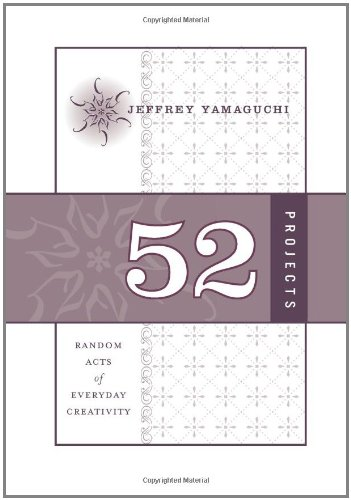 52 Projects By Jeffrey Yamaguchi