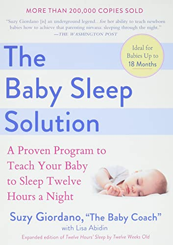 The Baby Sleep Solution By Suzy Giordano (Suzy Giordano)