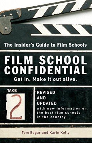 Film School Confidential By Tom Edgar