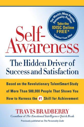 Self-Awareness By Dr Travis Bradberry