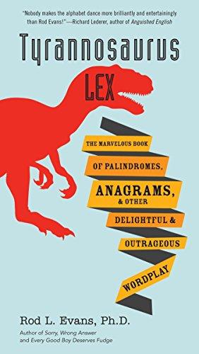 Tyrannosaurus Lex By Rod L. Evans