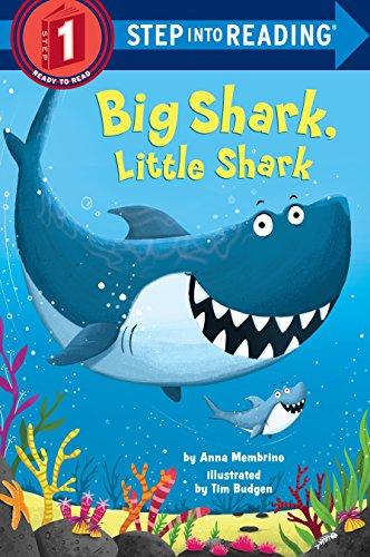 Big Shark, Little Shark By Anna Membrino