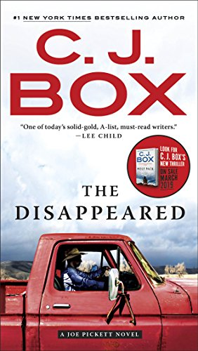 The Disappeared By C J Box