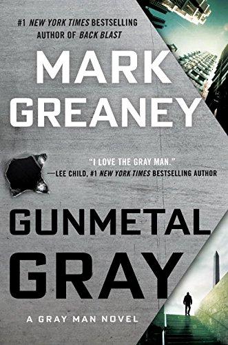 Gunmetal Gray Mrexp By Mark Greaney