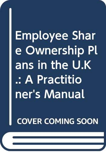 Employee Share Ownership Plans in the U.K. By David Reid