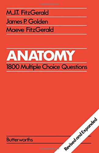 Anatomy By M J T Fitzgerald
