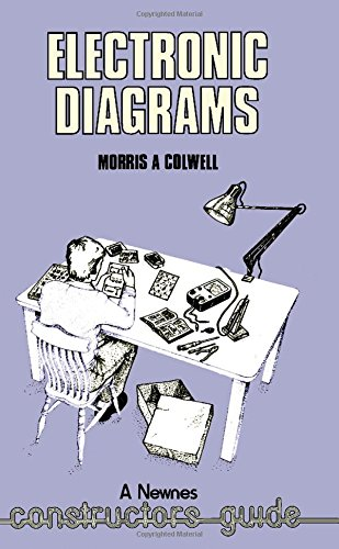 Electronic Diagrams By Morris A Colwell Used Very border=