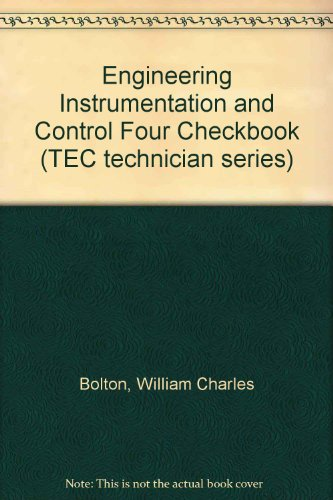 Engineering Instrumentation and Control By W. Bolton