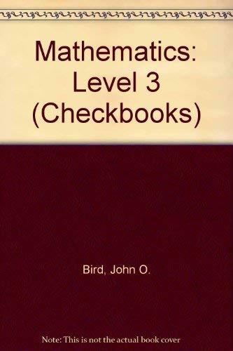Mathematics By John O. Bird