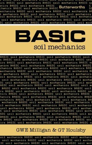 Basic Soil Mechanics By G.W.E. Milligan
