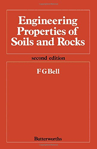 Engineering Properties of Soils and Rocks By Fred Bell