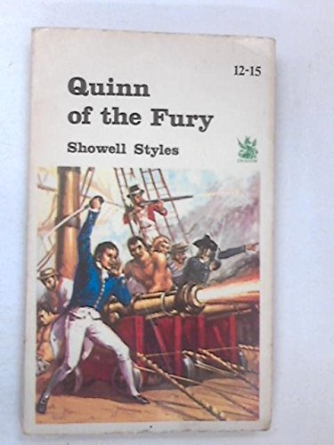 Quinn of the Fury By Showell STYLES