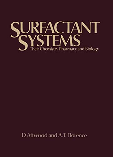 Surfactant Systems By D. Attwood